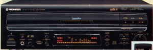 Pioneer CLDD502