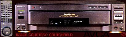 Sony MDP600