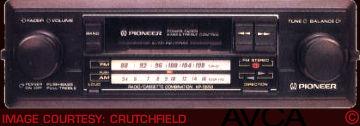 Pioneer KP5550