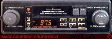 Pioneer KEH6262TR
