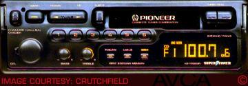 Pioneer KE1700QR