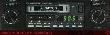 Kenwood KRC512