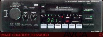 Kenwood KRC1022