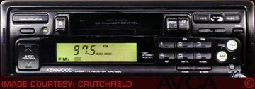 Kenwood KRC560