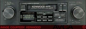 Kenwood KRC2000A