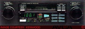 Kenwood KRC6000