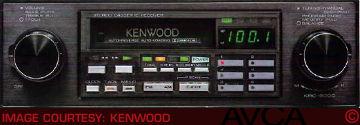 Kenwood KRC8000
