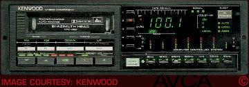 Kenwood KRC999