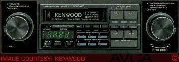 Kenwood KRC8001