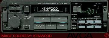 Kenwood KRC333