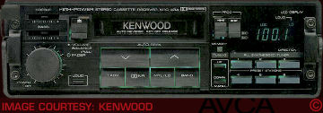 Kenwood KRC434