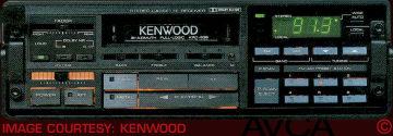 Kenwood KRC636