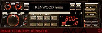 Kenwood KRC353