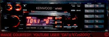 Kenwood KRC555