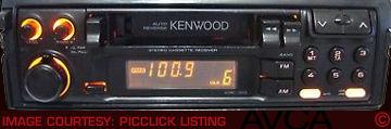 Kenwood KRC310