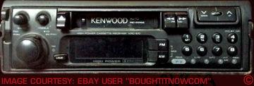 Kenwood KRC510
