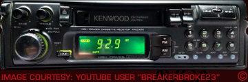 Kenwood KRC610