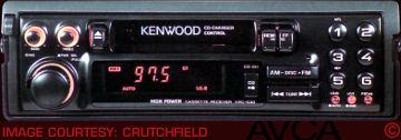 Kenwood KRC530