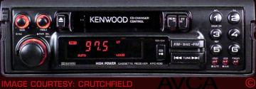 Kenwood KRC630
