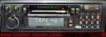 Kenwood KRC730
