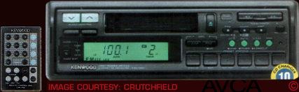 Kenwood KRC980