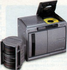 Pioneer CDXP5000