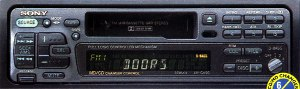 Sony XRC450