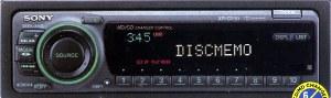 Sony XRC550