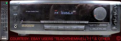 Sony STRDE310