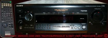 Sony STRDE615