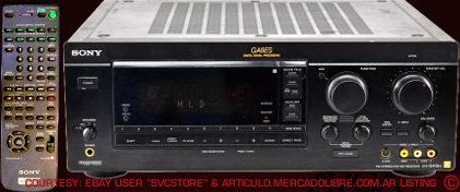 Sony STRGA8ES