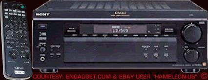 Sony STRDA80ES