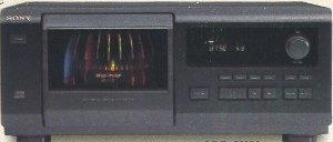 Sony CDPCX50
