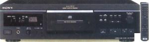 Sony CDPXA20ES
