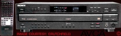 Sony CDPCA9ES