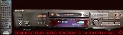 Sony MDSJE520