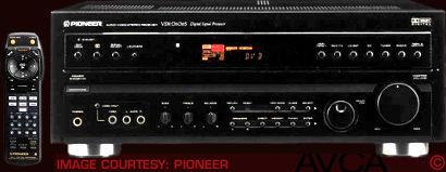 Pioneer VSXD606S