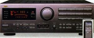 JVC RX809V