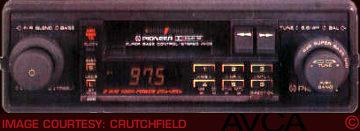Pioneer KEH8282TR