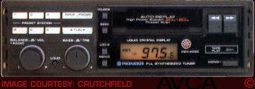 Pioneer KEH4020