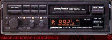 Pioneer KE3050QR