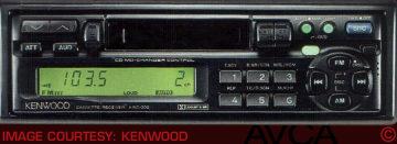 Kenwood KRC302