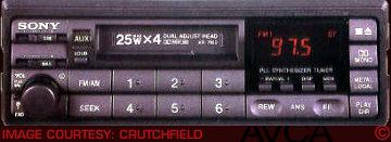 Sony XR7100