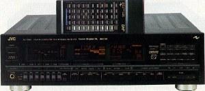JVC RX750V