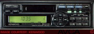 Kenwood KRC502