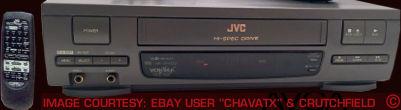 JVC HRVP412