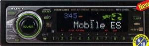 Sony MDXC8900