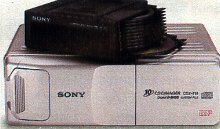 Sony CDX715