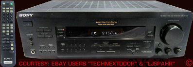 Sony STRDE425