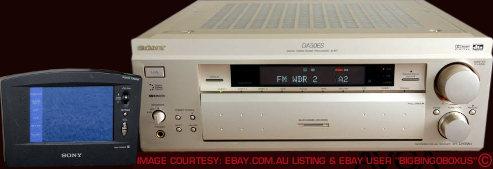 Sony STRDA50ES